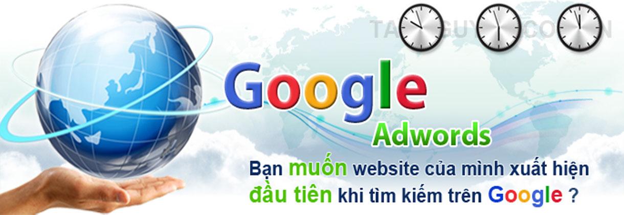 Công ty quảng cáo Google Adwwords Uy Tín - Giá Rẻ nhất thị trường