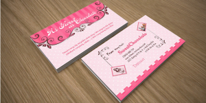 In card Visit - Name Card