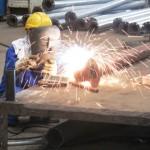 Tuyện dụng thợ hàn cơ khí cho công ty xây dựng Thái Hà