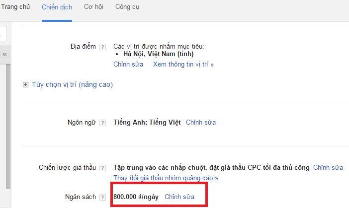 Hướng dẫn cách chạy Google Adwords HIỆU QUẢ nhất cho người Mới 2