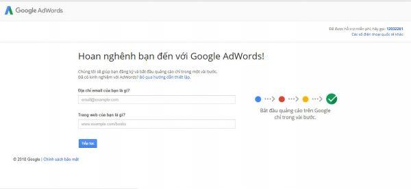 Hướng dẫn chạy quảng cáo google adwords - Google Ads cho người mới