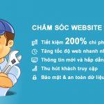 Báo giá dịch vụ chăm sóc website – quản trị website chuyên nghiệp