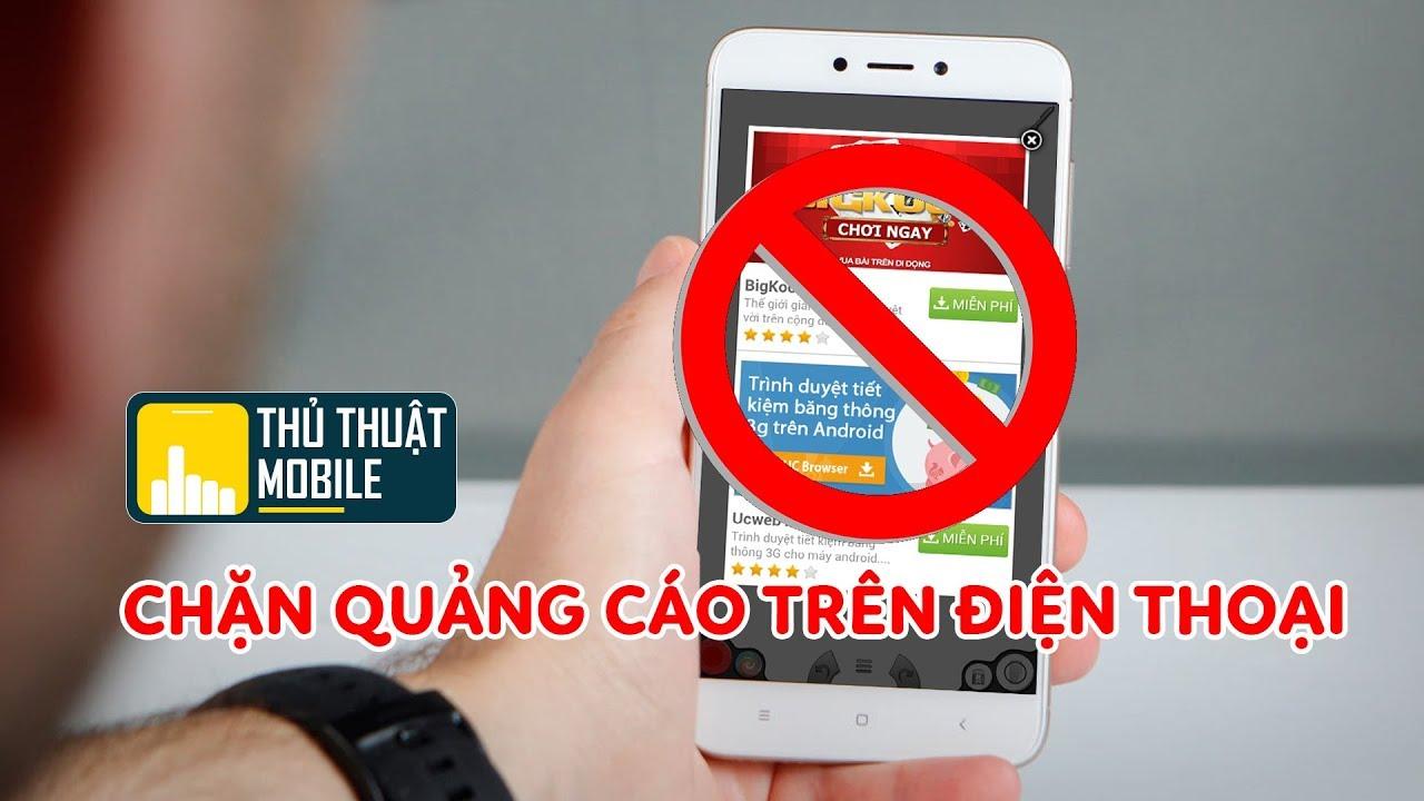 Hướng dẫn cách chặn quảng cáo facebook android nhanh nhất