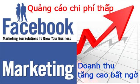 Quảng cáo Facebook giá rẻ mang lại doanh thu cao