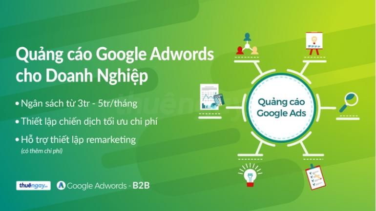 Công ty Quảng cáo google tại Cầu Giấy Uy tín Chuyên Nghiệp