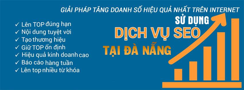 Dịch vụ SEO tại Đà Nẵng Giá Rẻ - Uy Tín | CAM KẾT lên TOP Google