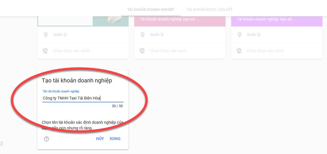 Đăng kí Google Maps cho doanh nghiệp | Xác minh địa chỉ dễ dàng2