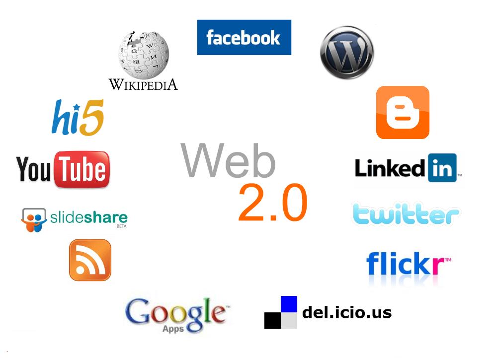 SEO Web 2.0 là gì? Những lợi ích không ngờ của sites web 2.0 1