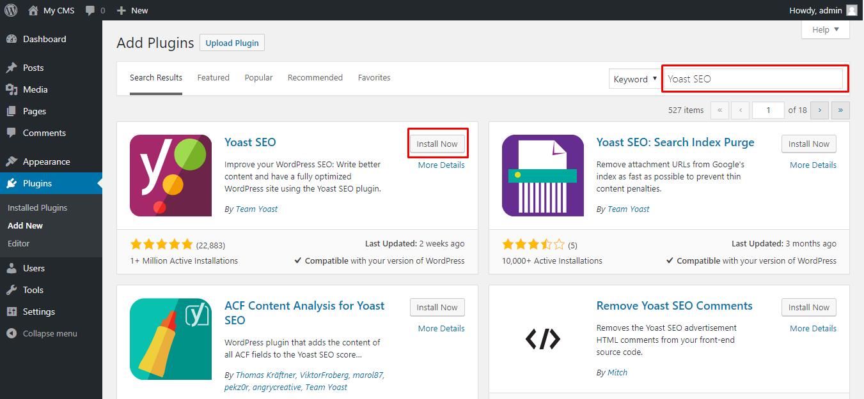 Yoast seo là gì? Cách tận dụng Yoast SEO để cải thiện chỉ số Google 3