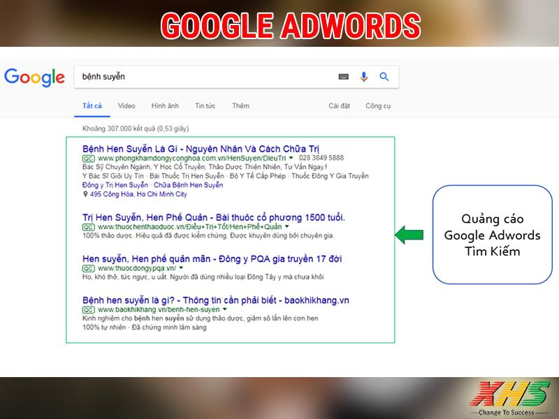 Dịch vụ chạy google adword Giá Rẻ tại Nha trang Chuyên Nghiệp