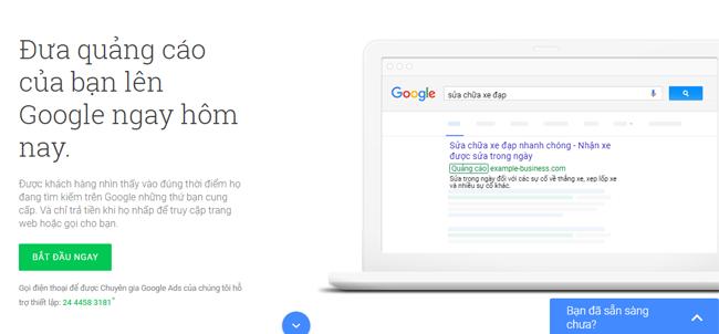 Chạy quảng cáo Google adwords cho ngành Luật TĂNG doanh thu ngay