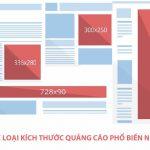 Các CHUẨN kích thước hình ảnh Banner quảng cáo GDN Mới 2019