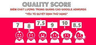 Điểm chất lượng trong Google Adwords là gì? Cách tăng điểm chất lượng