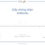Hỗ trợ thi chứng chỉ Google Adwords Nhanh Chóng Dễ Hiểu