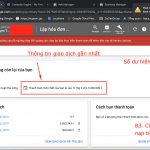 Cách nạp tiền vào tài khoản Google Adwords CHUẨN NHẤT
