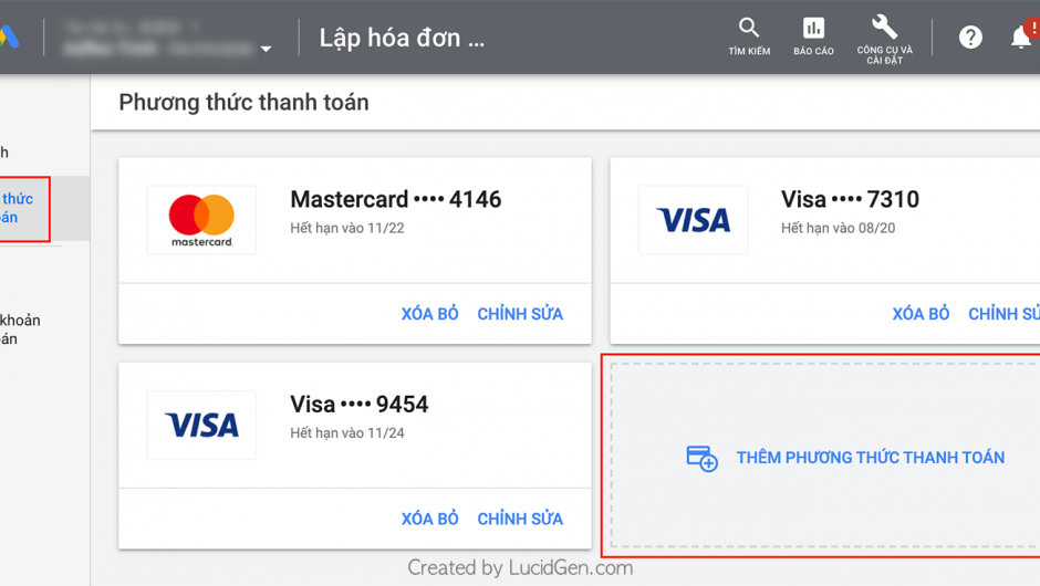 Các hình thức thanh toán Google Ads hiệu quả và an toàn nhất hiện nay